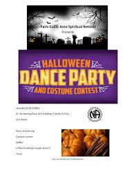 halloween dance u0026 costume contest u2013 october 28 2017
