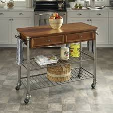 wooden kitchen island table kitchen islands carts you ll wayfair