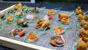 cuisine canapé canapés catering best 50 canapés caterers in singapore caterspot