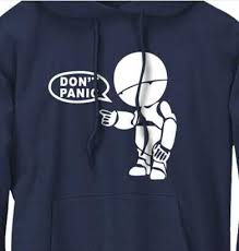 the hitchhikers guide to the galaxy navy hoodie for men marvin