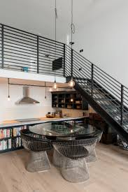 loft apartments with an industrial factory feel northbourne london