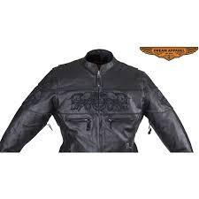 black motorcycle jacket biker leather apparel motorcycle leather accessories women u0027s