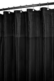 Dainty Home Flamenco Ruffled Shower Curtain Black Ruffle Shower Curtain Best Inspiration From Kennebecjetboat