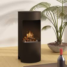 imagin fires stow bio ethanol real flame fireplace 6 x 1l bottle
