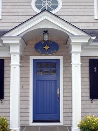Cottage Doors Exterior 21 Cool Blue Front Doors For Residential Homes Grey Houses