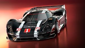 porsche mission e red porsche 908 long tail race car superbly brought back to life