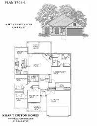 floor plans k bar t custom homes custom floor plan liberty hill tx
