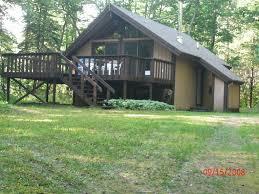 cabin at lake harold in lakes of the north vrbo