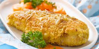 cuisiner des escalopes de poulet escalope de poulet panée au fromage facile et pas cher recette