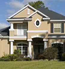 Home Design Exterior Walls Exterior Paint Schemes And Consider Your Surroundings Homesfeed