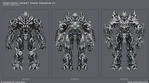 transformers rise of the fallen and burger king kingbot concept