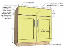 kitchen sink base cabinet sizes kitchen cabinet ideas