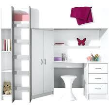 bureau pour lit mezzanine lit mezzanine armoire lit mezzanine plan travail lit 3 lit mezzanine