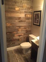 Wood Bathroom Ideas Bathroom Remodel With Stikwood Pinteres