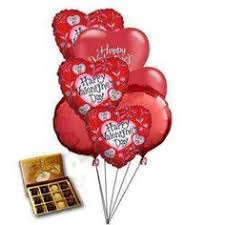 valentines day balloons wholesale budget happy balloon bouquet 45 balloons and more