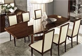 Gloss Dining Tables Caligula Italian White High Gloss Extending Mm Dining Table New