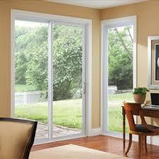 8 Patio Doors Patio Door White Andersen 6 0 X 6 8