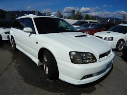 subaru legacy gt b e tune only 87k kms dual sunroofs jdm import