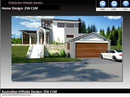 hillside garage plans american hillside house plans pole homes house plans hillside