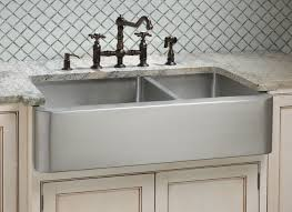 Farmhouse Sinks For Kitchens Stainless Steel Farmhouse Kitchen Sink Best Options Of Farmhouse
