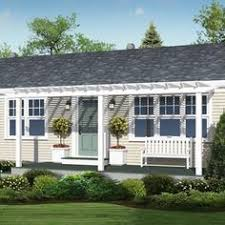 Cottage Front Porch Ideas by The Front Porch Of This Craftsman Bungalow Faces South So It