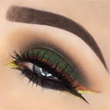 eye makeup designs for brown design trends premium psd
