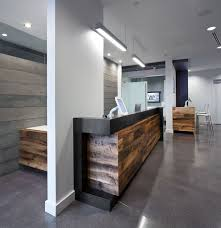 Front Reception Desk Designs Best 25 Reception Areas Ideas On Pinterest Office Reception