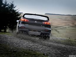 evo mitsubishi black mitsubishi lancer evolution review and photos