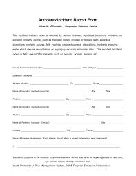 incident report form template word downloadable incident report form future templates