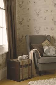 Interior Design Living Room Wallpaper The 25 Best Rustic Wallpaper Ideas On Pinterest Peeling