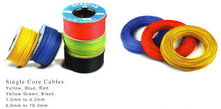 Electric Cable Electrical Items Import Export Wholesale Sharjah Yes General