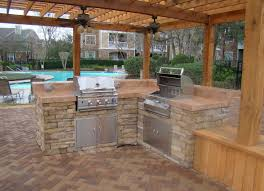 outdoor kitchen island outdoor grill island rustic kitchen island
