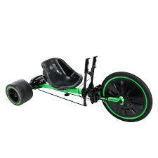 huffy green machine big wheel tricycle walmart com