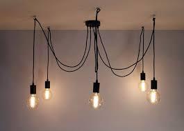 Multi Pendant Light Multi Pendant Light Spider Chandelier 3 5 Hanging Lights