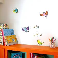 sticker mural chambre bébé sticker mural chambre bebe le chant davril stickers muraux chambre