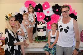 pictorial stella u0027s birthday panda pool party editorial by tori