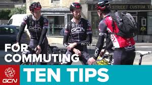 Commuting Is by Top 10 Tips For Commuting By Bike Youtube