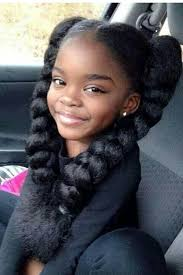 comfortable hairstyles for giving birth cute afro hairstyles for black girls