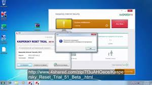 reset kaspersky 2014 trial period how to kaspersky reset trial internet security 2014 2015 free