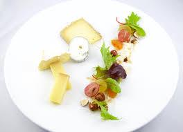 dressage des assiettes en cuisine assiette de fromages cheese plate poissy david grémillet