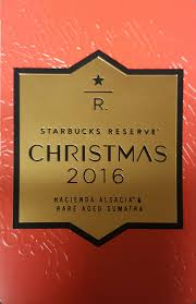 starbucks christmas reserve cliff recommends it as an espresso