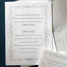 Choose The Simple But Elegant Wedding Invitations Simple But Elegant Iidaemilia Com