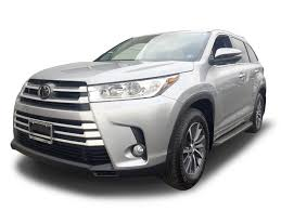 toyota highlander 2017 black product sbto 734 74 accessories broadfeet