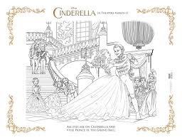 167 disney cinderella coloring pages disney images