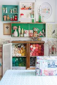 Craft Room Images by 30 Gorgeous Shabby Chic Home Offices And Craft Rooms