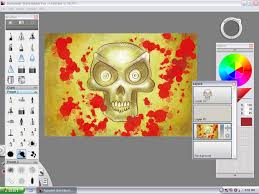 draw a crazy cranium with sketchbook pro 10 steps with pictures