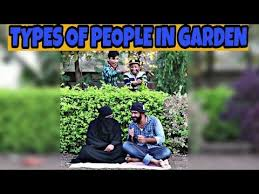 Types Of Community Gardens - types of people in garden funny video gulbarga blasters youtube