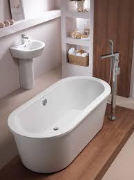P Baths Pura Bathrooms Arco Freestanding Bath Bathroomand Co Uk