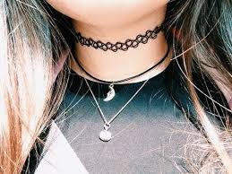 choker necklace diy images Diy choker necklaces tattoo choker jpg