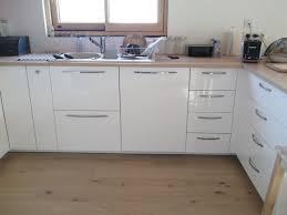 cuisine ikea blanc brillant wonderful meuble noir ikea 6 davaus cuisine ikea ringhult blanc